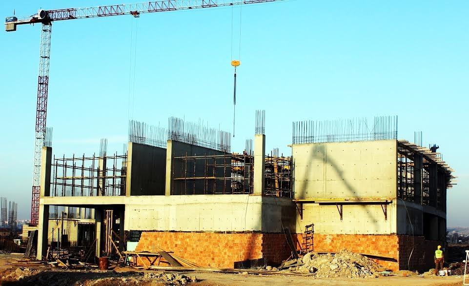 Yeni Hastane İnşaatı hızla devam ediyor galerisi resim 4