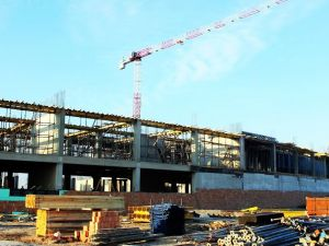 Yeni Hastane İnşaatı hızla devam ediyor