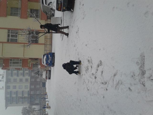 Konya'da Kar Manzaraları galerisi resim 10