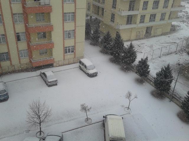 Konya'da Kar Manzaraları galerisi resim 3