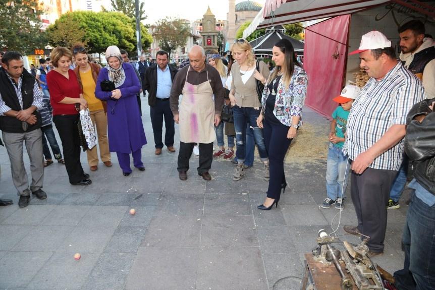 Geleneksel Türk El Sanatları Aksaray da büyük ilgi görüyor galerisi resim 13
