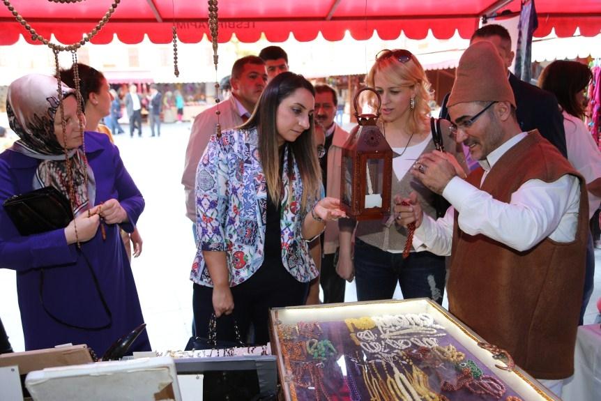 Geleneksel Türk El Sanatları Aksaray da büyük ilgi görüyor galerisi resim 4