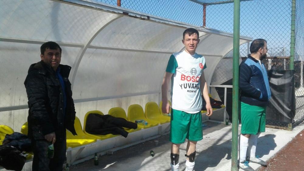 Çukuryurt Spor- Kaputaş Gençlik Maç görüntüleri galerisi resim 10