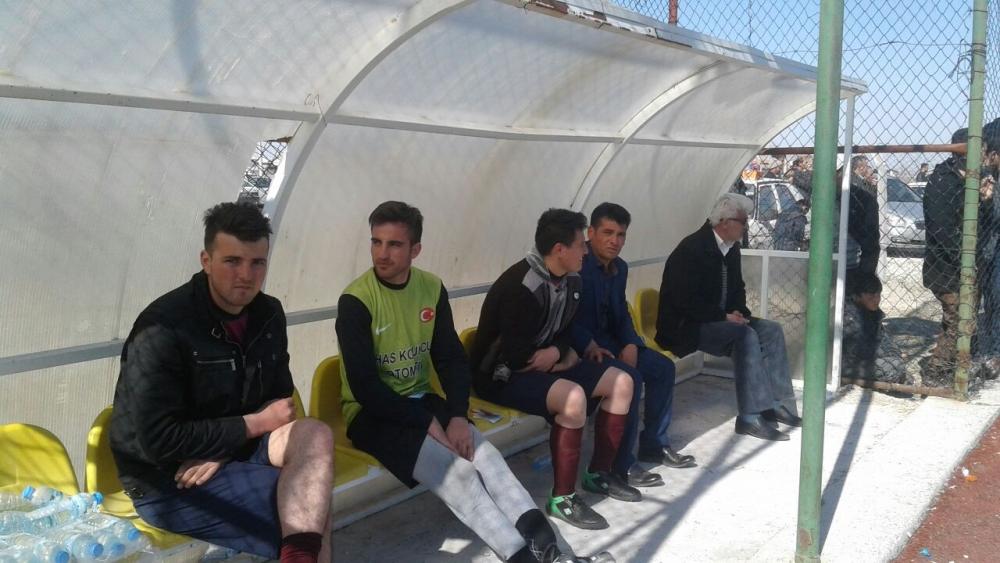 Çukuryurt Spor- Kaputaş Gençlik Maç görüntüleri galerisi resim 11