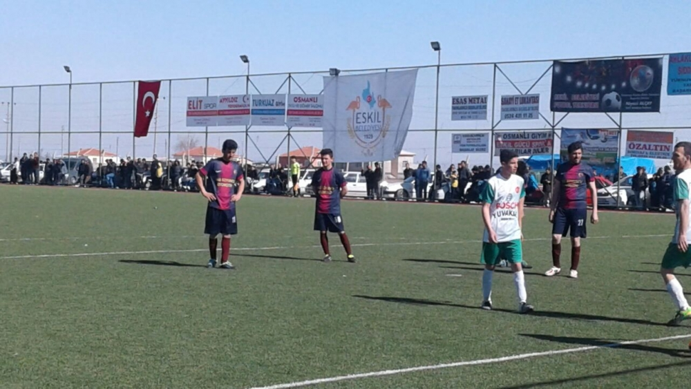 Çukuryurt Spor- Kaputaş Gençlik Maç görüntüleri galerisi resim 14