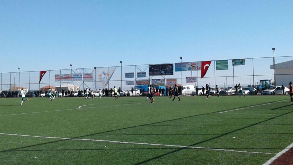 Çukuryurt Spor- Kaputaş Gençlik Maç görüntüleri galerisi resim 3