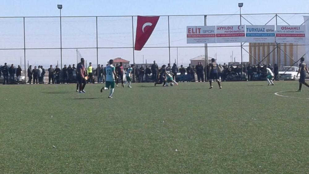 Çukuryurt Spor- Kaputaş Gençlik Maç görüntüleri galerisi resim 6