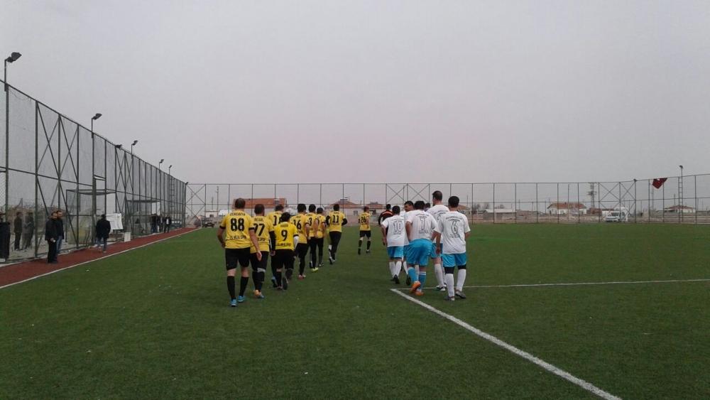 Cghilal Yazır spor maçından görüntüler galerisi resim 1