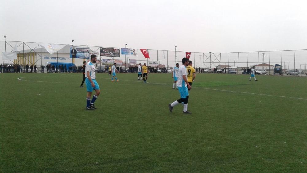 Cghilal Yazır spor maçından görüntüler galerisi resim 10