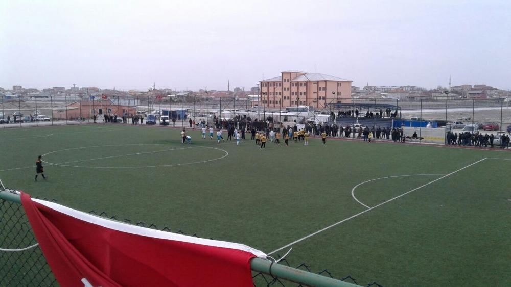 Cghilal Yazır spor maçından görüntüler galerisi resim 12