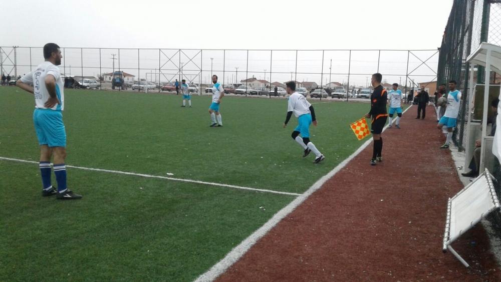 Cghilal Yazır spor maçından görüntüler galerisi resim 18