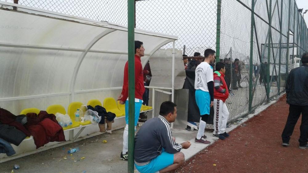 Cghilal Yazır spor maçından görüntüler galerisi resim 19