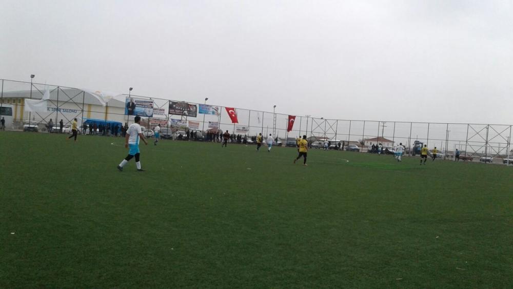 Cghilal Yazır spor maçından görüntüler galerisi resim 2