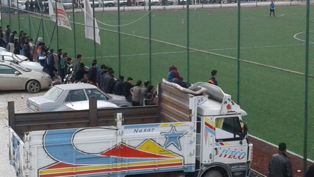 Cghilal Yazır spor maçından görüntüler galerisi resim 21