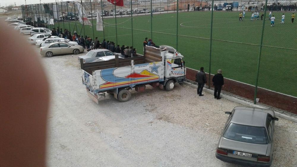 Cghilal Yazır spor maçından görüntüler galerisi resim 23