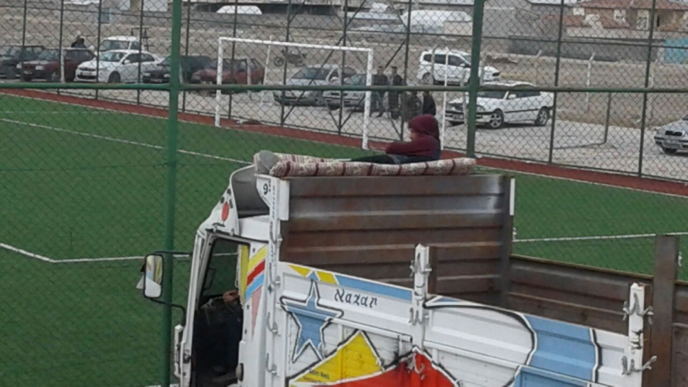 Cghilal Yazır spor maçından görüntüler galerisi resim 24