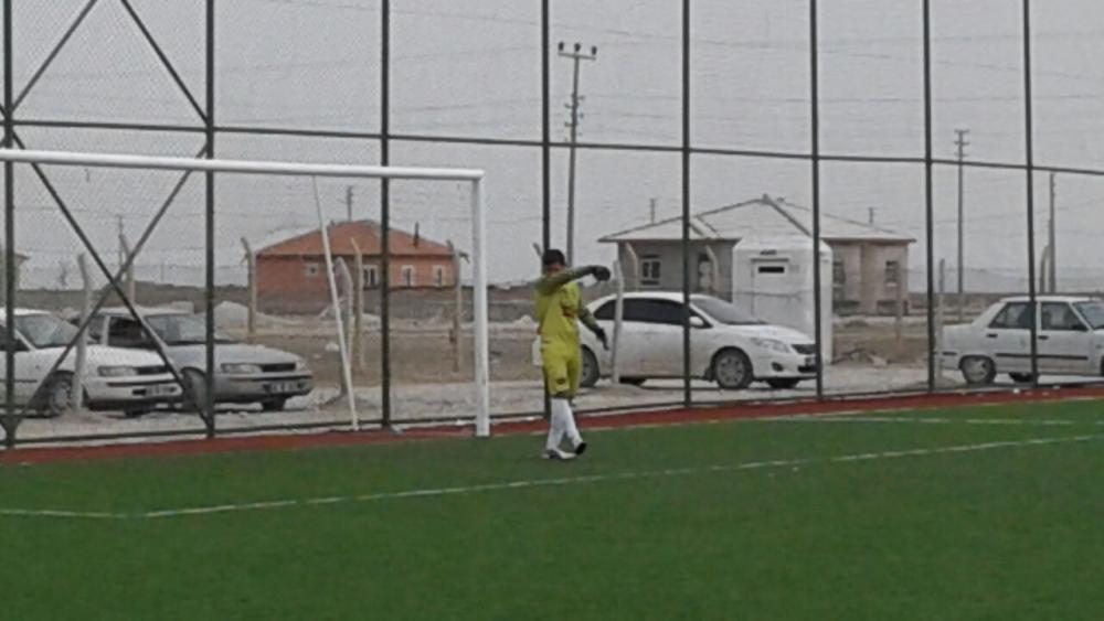 Cghilal Yazır spor maçından görüntüler galerisi resim 3
