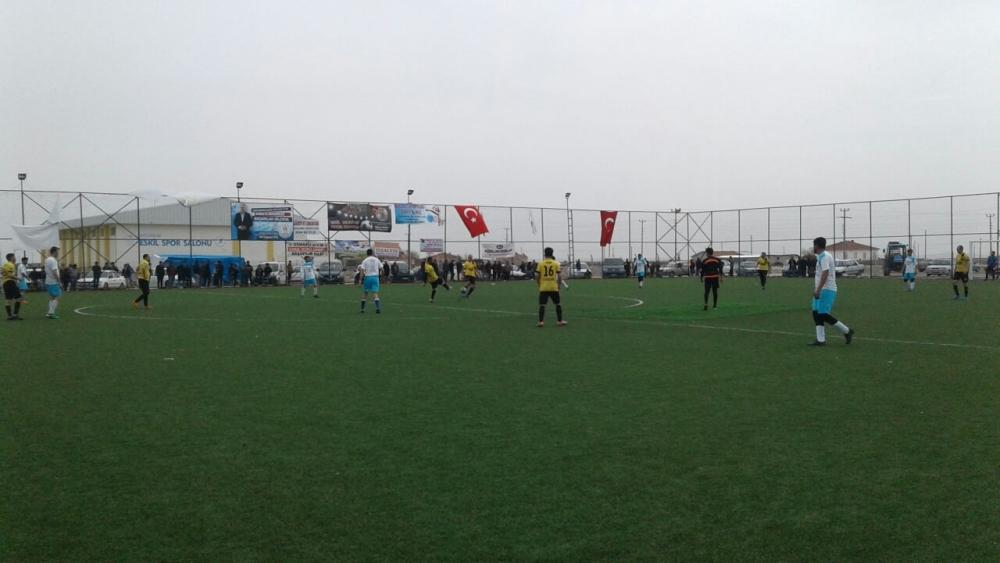 Cghilal Yazır spor maçından görüntüler galerisi resim 4
