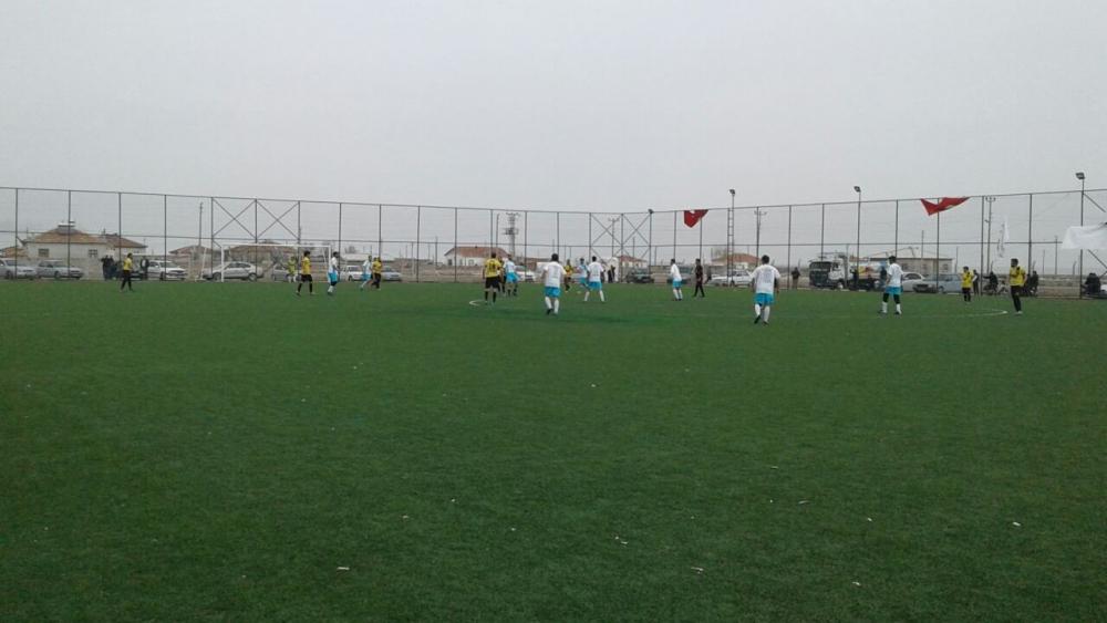 Cghilal Yazır spor maçından görüntüler galerisi resim 5
