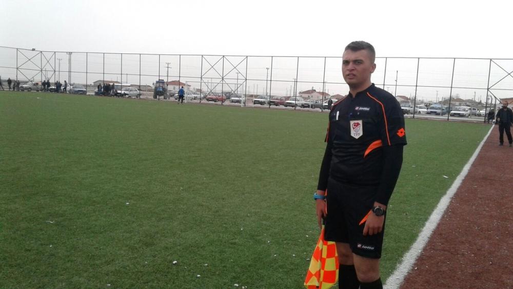 Cghilal Yazır spor maçından görüntüler galerisi resim 7