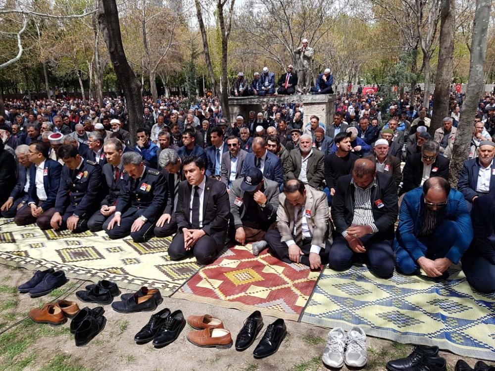 Şehit polis Azam Güdendede son yolculuğuna uğurlandı galerisi resim 11