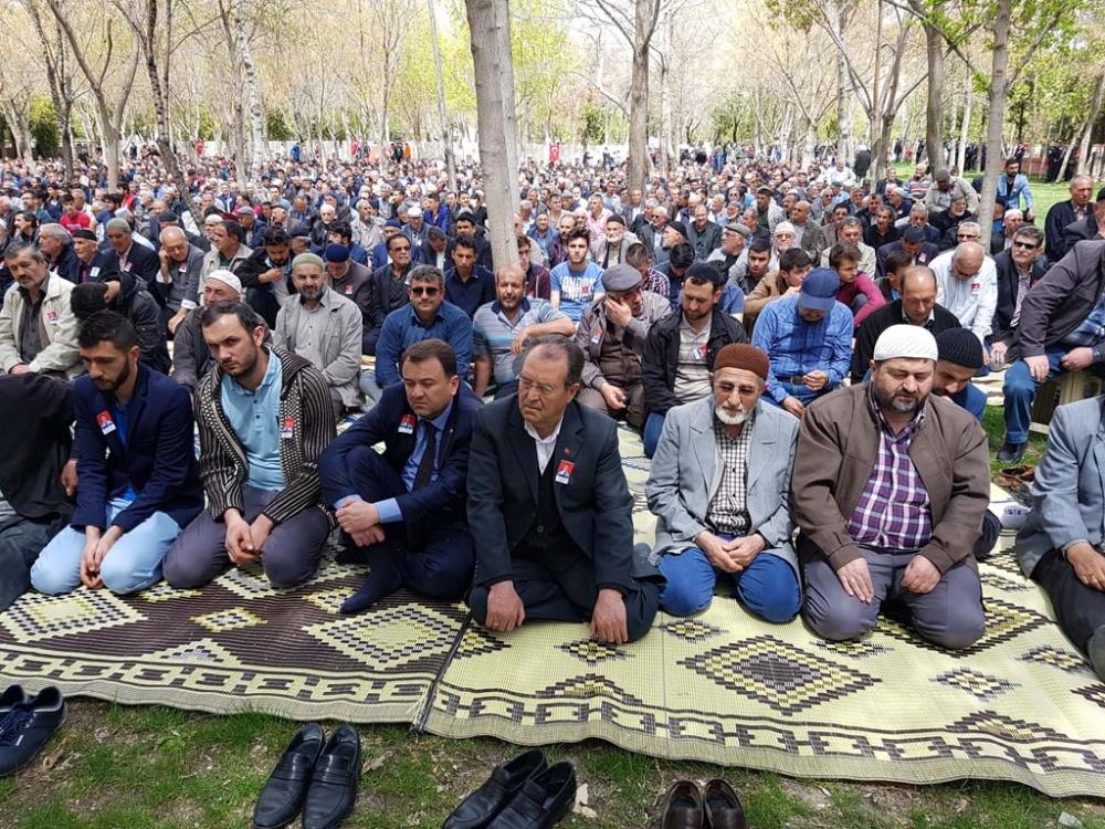 Şehit polis Azam Güdendede son yolculuğuna uğurlandı galerisi resim 3