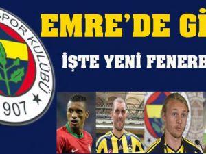 Emre Gitti İşte Yeni Fenerbahçe!