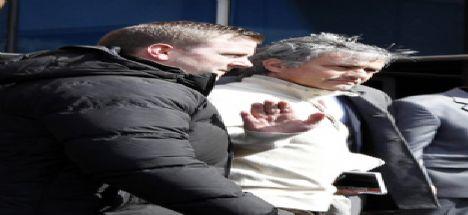 Jose Mourinho, Kayseri'de