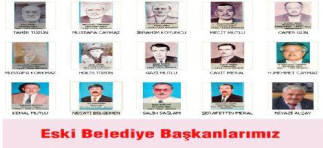 Dünden bugüne Eskil Belediye Başkanlarımız VİDEO