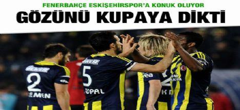 Eskişehirspor-Fenerbahçe CANLI