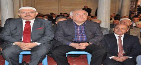 Çiçek, Konya'da Özal'ı anma etkinliğine katıldı