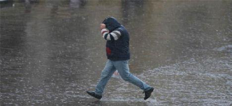 Konya için kuvvetli sağanak yağış uyarısı