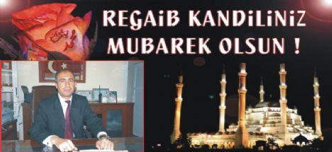 MHP Eskil Belediye Başkan aday adayı Hilmi YOL'un Kandil Mesajı