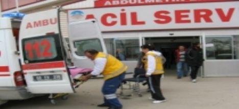 Konya Aksaray Yolu 50. Kilometre kaza 1 ölü 3 yaralı