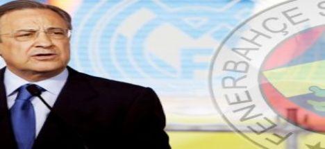 R.Madrid Başkanı'ndan F.Bahçe'ye mesaj ile kutladi!