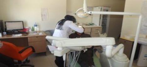 Eskil Devlet Hastanesinde Protez Diş Yapımına Başlandı