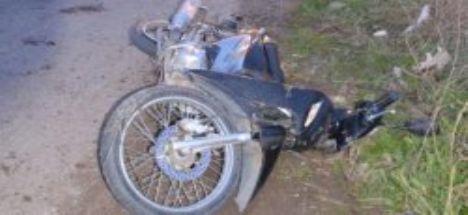 Cırklar Yaylasında Motosiklet Kazası