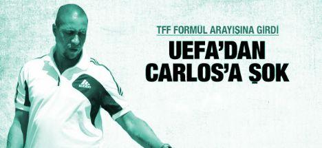 Sivasspor'da Roberto Carlos şoku