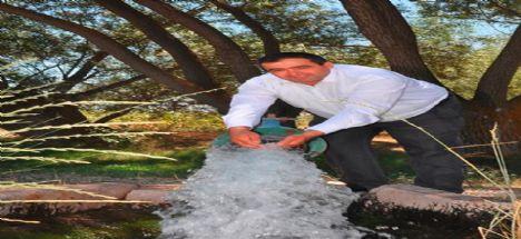 Eskil'de Yeraltı suları 300 m derinliğe düştü