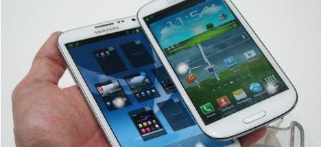 Galaxy Note III'ün tanıtılacağı tarih belli oldu