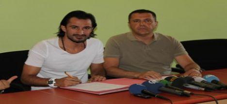Hasan Kabze 1 yıllık imzaladı