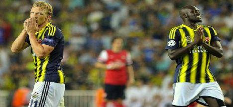 Fenerbahçe ilk  torbadan kuraya girecek