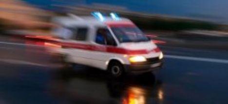 Sultanhanın'da Motosiklet Kazası