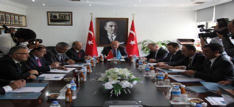 AHİKA Yönetim Kurulu Toplantısı Pazartesi Günü Kırıkkale'de Yapıldı