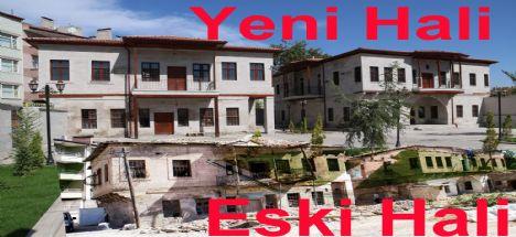 Tarihi evler böyley di.. Böyle oldu…