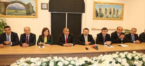 """Başkan Nevzat Palta """"300 milyon dolarlık yatırım Aksaray için kaymaklı kadayıf oldu"""""""