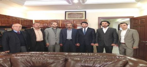 Saadet Partisi Gençlik Kolları Genel Başkanından Aksaray Stk Platformuna Ziyaret