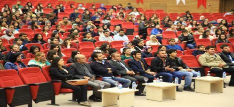 ASÜ'de 'Bugünün Gençleri Yarının Lideri' Semineri