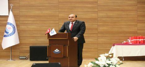 """Başkan nevzat palta """" Aksaray üniversitesi çok kısa sürede büyük adımlar attı"""""""