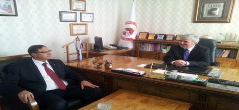 Nurettin Aktan Seçim çalışmalarına devam ediyor